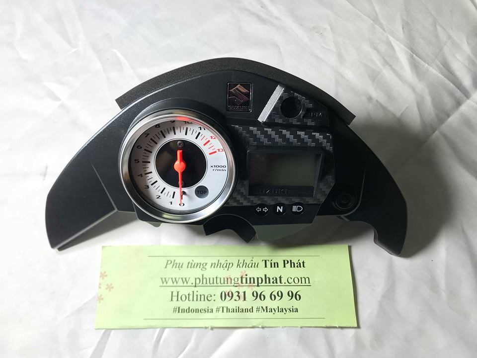 ĐỒNG HỒ SUZUKI MẮT PHƯỢNG 2012 SATRIA F150 XĂNG CƠ