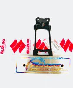 GỌNG SẮT BẮT BIỂN SỐ SUZUKI SATRIA FU - RAIDER XĂNG CƠ - RAIDER FI PHUNG XĂNG ĐIỆN TỬ VIỆT NAM