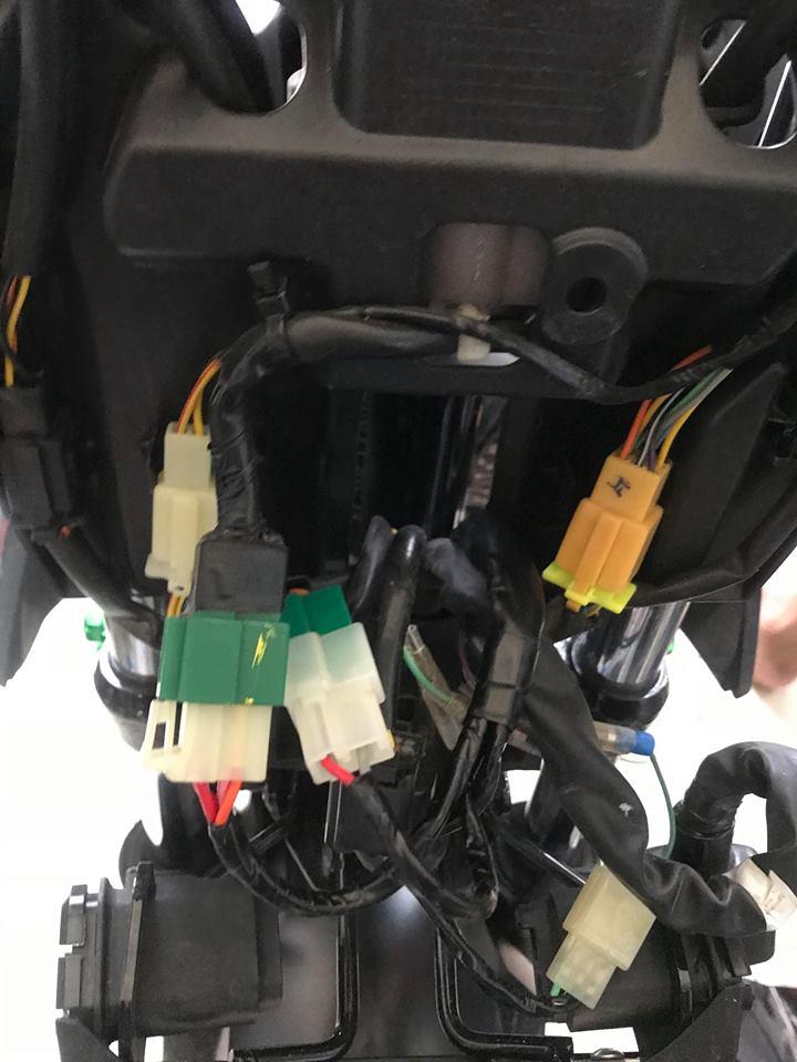 hướng dẫn ráp chống trộm chính hãng Suzuki Satria fi - raider fi