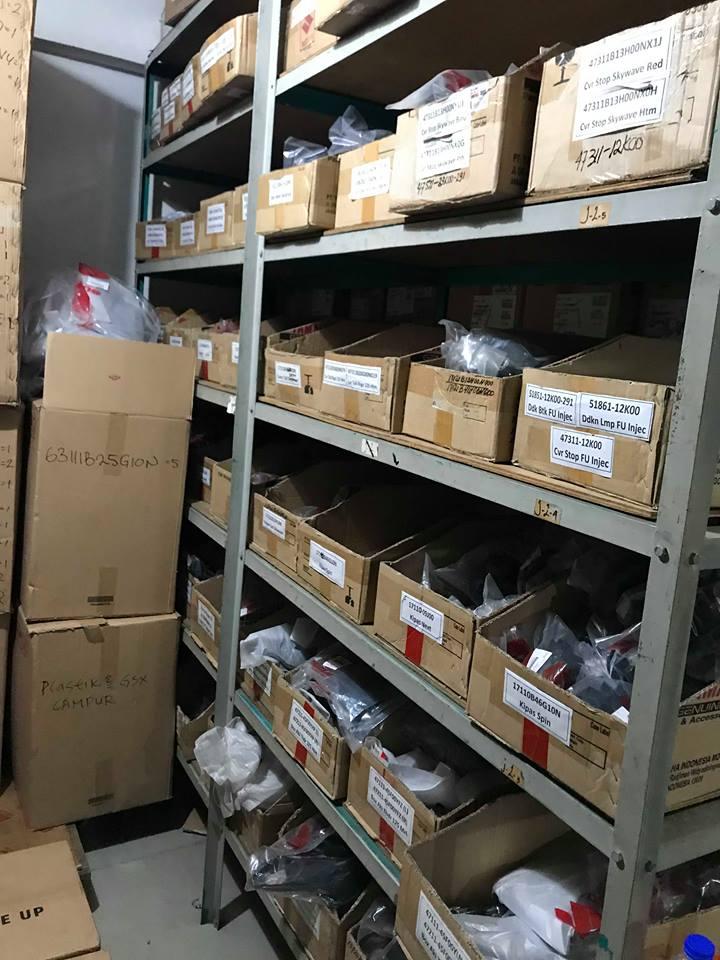 Phụ tùng nhập khẩu chính hãng - Tín Phát Store
